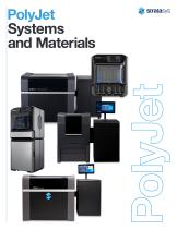 PolyJet Materials and Systems