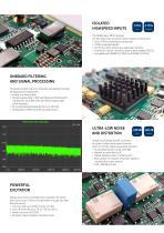 Multifunctional Highspeed Modules (TRION3 series modules) - 3