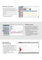 OXYGEN Measurement Software brochure - 5