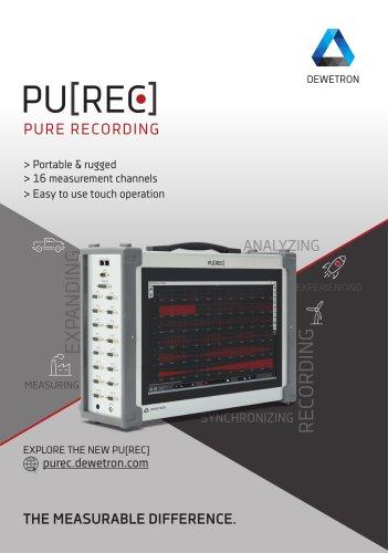 PU[REC] brochure