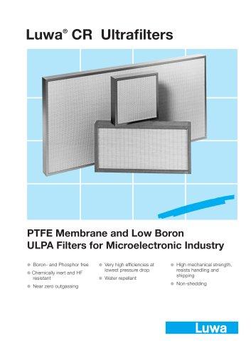 Luwa Ultra Filter CR