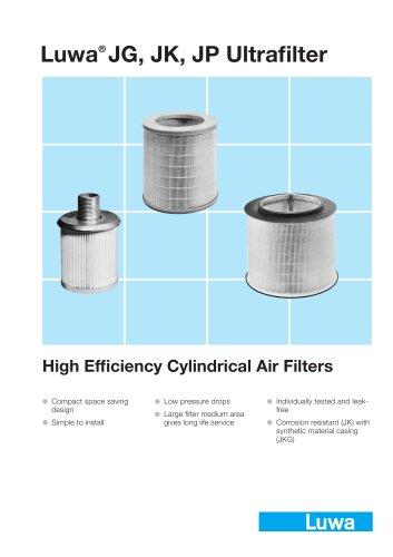 Luwa Ultra Filter JG-JK-JP
