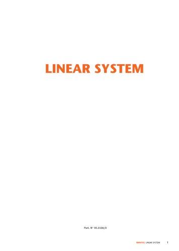 MiniTec Linear system