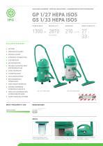 GP 1/27 HEPA ISO5