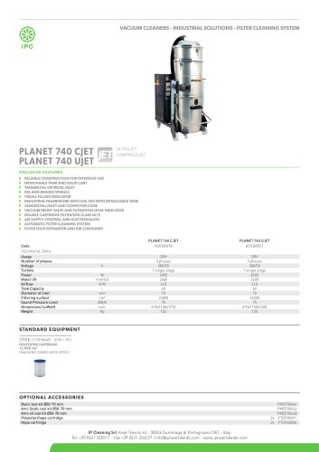PLANET 740