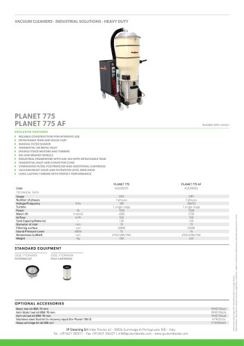 PLANET 775