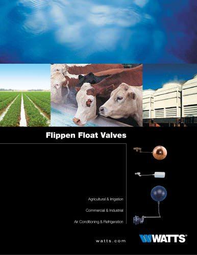 Flippen Float Valves