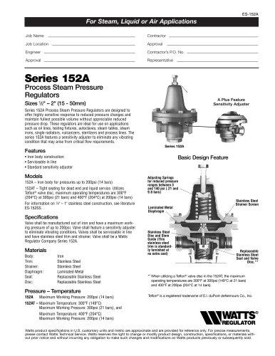 Series 152A