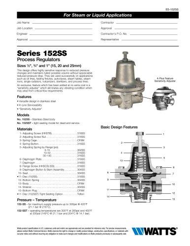 Series 152SS