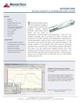 relative humidity and temperature data-logger  RHTemp1000