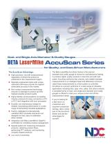 AccuScan Series Dual- and Single-Axis Gauges
