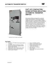 ATC Contactor-Based Bypass Isolation Transfer Switch