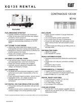 XG135 Rental Generator Set