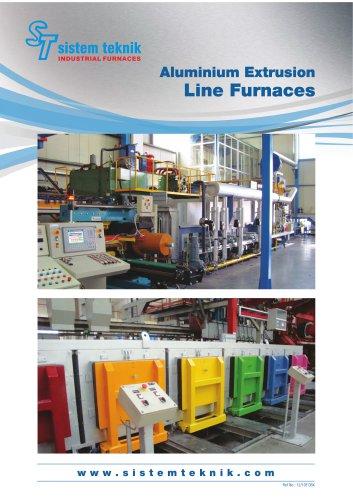 Aluminium Extrusion Line Furnaces