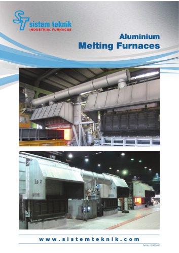 Aluminium Melting/Holding Furnaces
