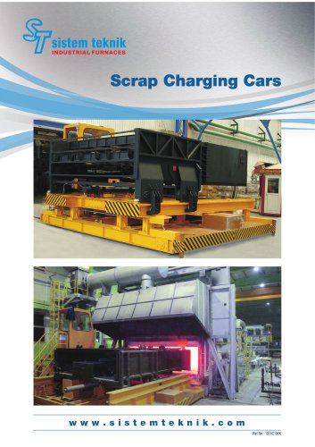 Scrap Charging Car