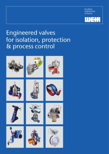 Brochure: Engineered Valves