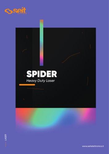 Spider - heavy duty laser