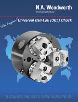 N.A. Woodworth UBL Pull Down Power Chuck