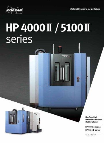 HP  4000 II / 5100 II series