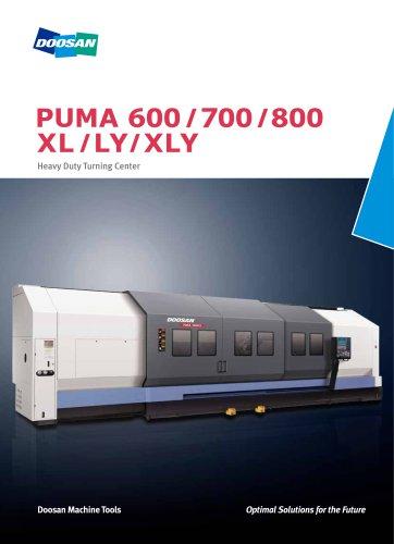 puma 600