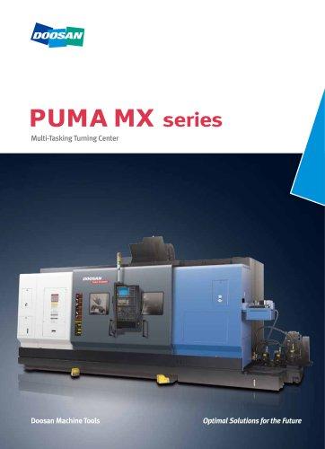 PUMA MX series