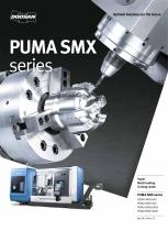 puma smx series