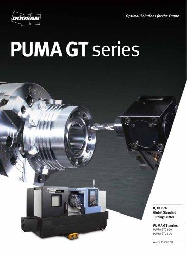PUMAGT series - Doosan Machine Tools - PDF Catalogs