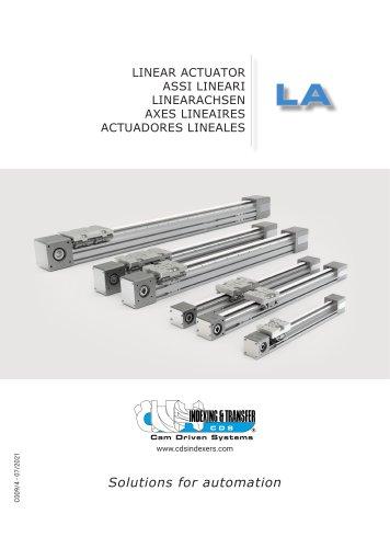 LA Linear actuator