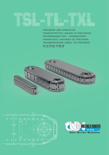 TSL-TL-TXL Precision link conveyor