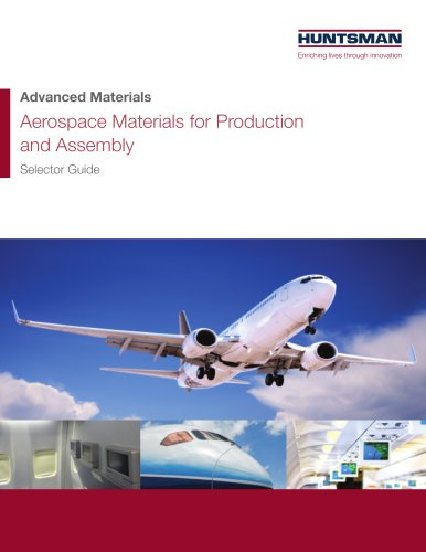 Aerospace Materials for Production   and Assembly