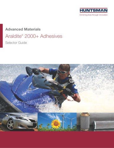 Araldite ®  2000+ Adhesives