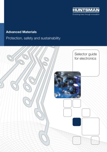 Electronics Selector Guide
