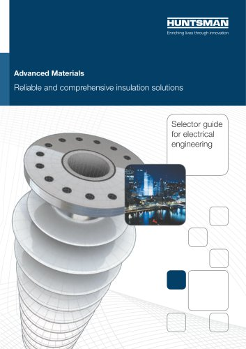 Reliable and comprehensive insulation solutions