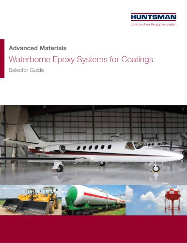 Waterborne Epoxy Systems for Coatings