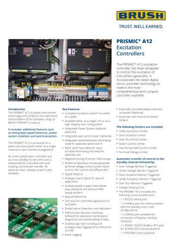 PRISMIC® A12