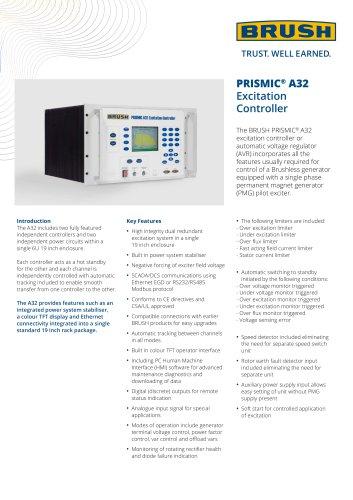 PRISMIC® A32