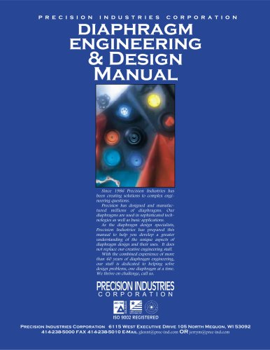 Diaphragm Engineering and Design Manual