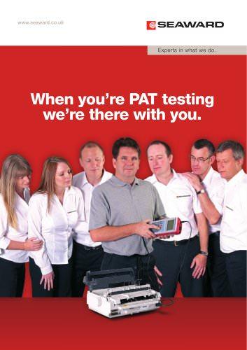 PAT Testing Product