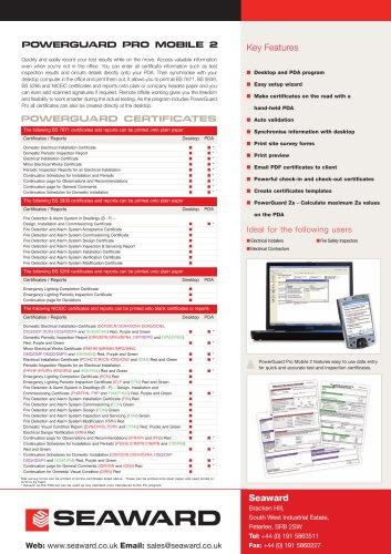 PowerGuard Pro Mobile 2