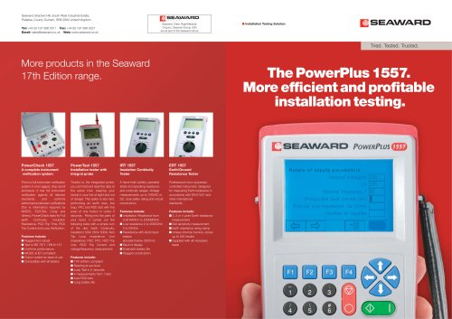 Powerplus 1557