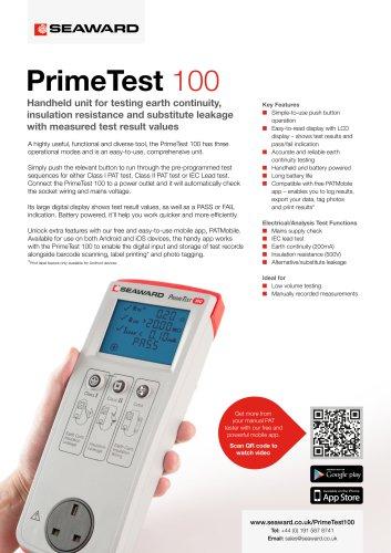 PrimeTest 100