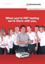 Seaward PAT Testing Guide