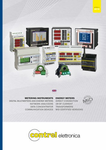 Multifunction multimeters and network analyzers