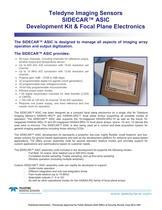 SIDECAR ASIC Development Kit Brochure