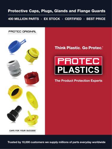 PROTEC CAPTOP Caps, Plugs and Components