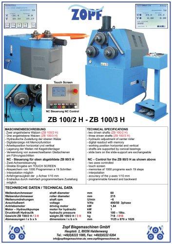 details ZB 100H