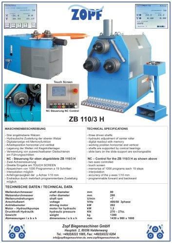 details ZB 110H