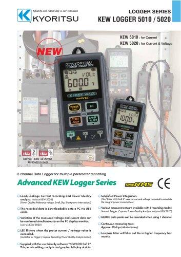 KEW 5010/5020
