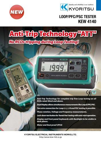 LOOP/PFC/PSC Tester 4140